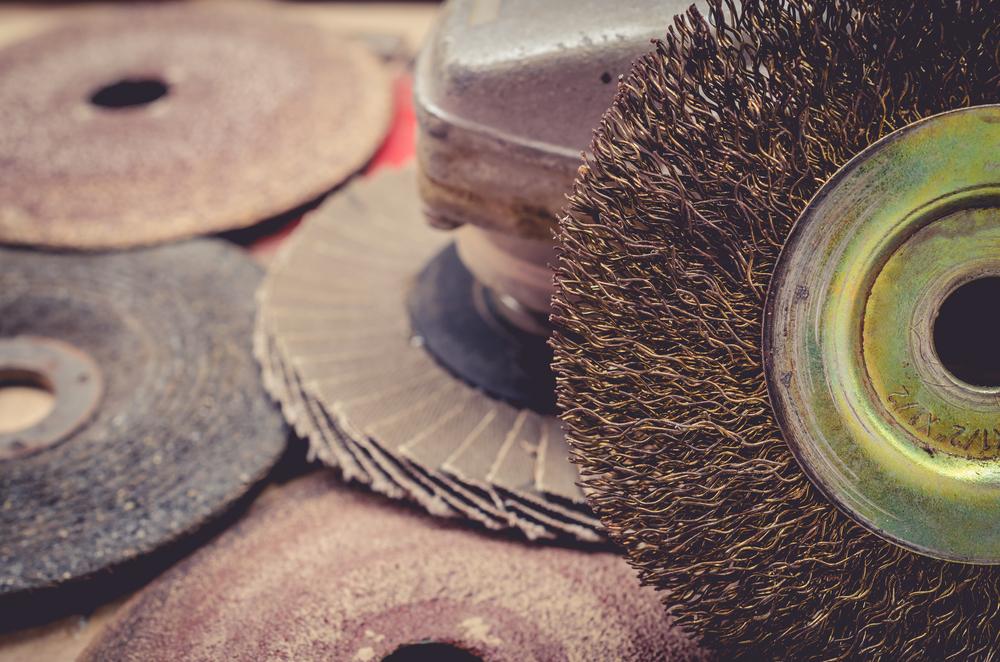 discos de abrasivos