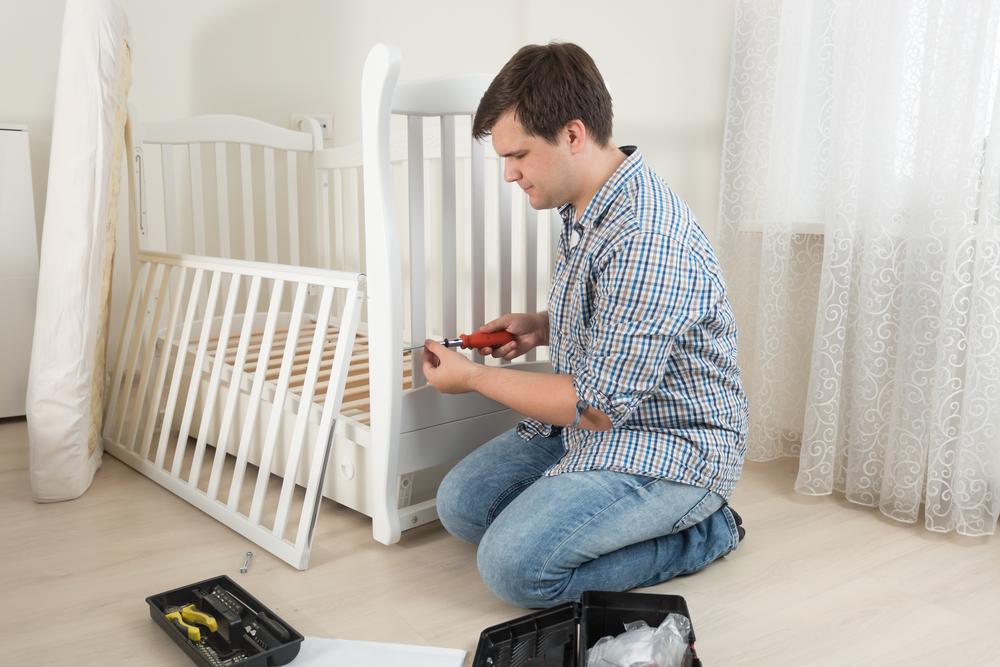 como preparar el cuarto para un bebé
